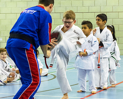 Karate for Kids in slough