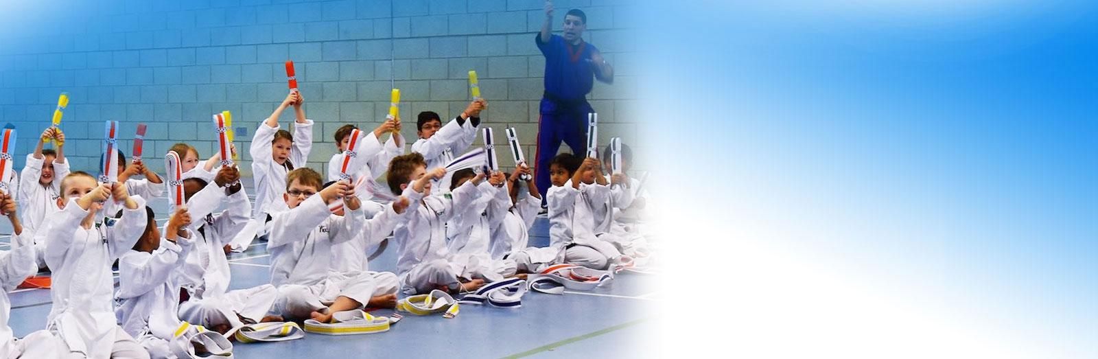 kids martial arts classes slough london